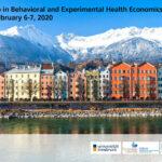 7th BEHnet Workshop in Innsbruck