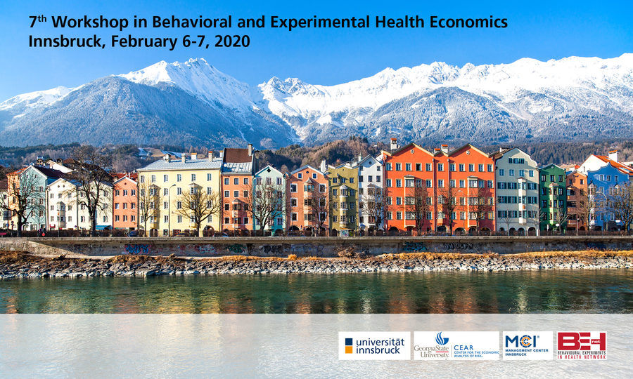 7th BEHnet Workshop in Innsbruck